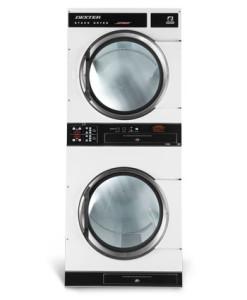 Dexter Laundry T-30 x 2 express dryer
