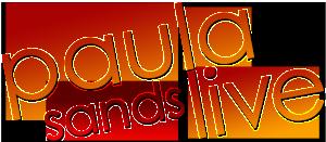 Paula Sands Live logo