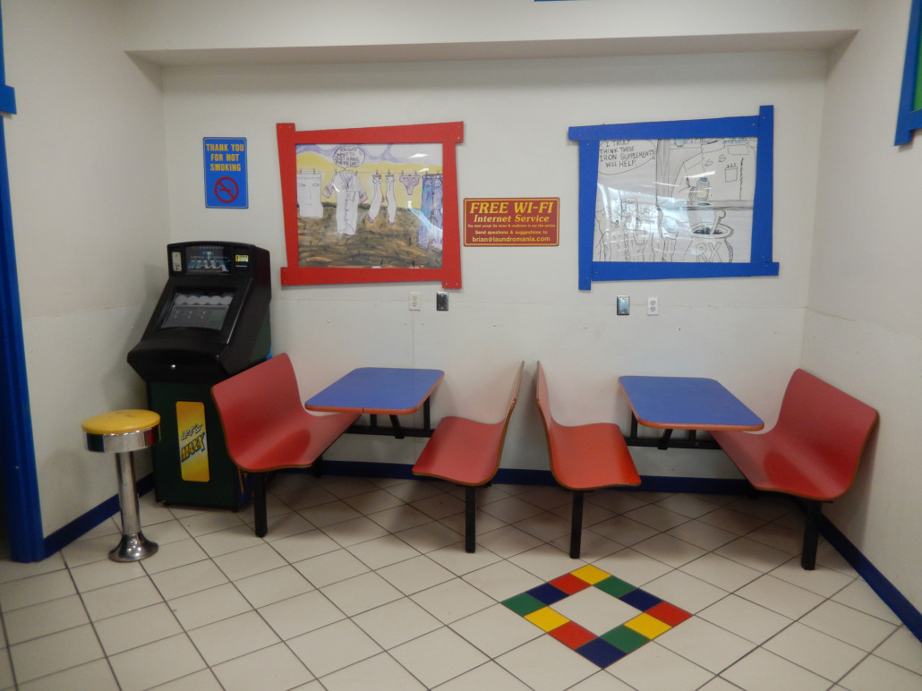 Video Arcade Game And Table Seating