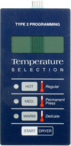 Dextor dryer pocket displays