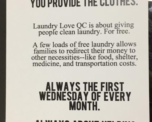 Laundry Love QC promo