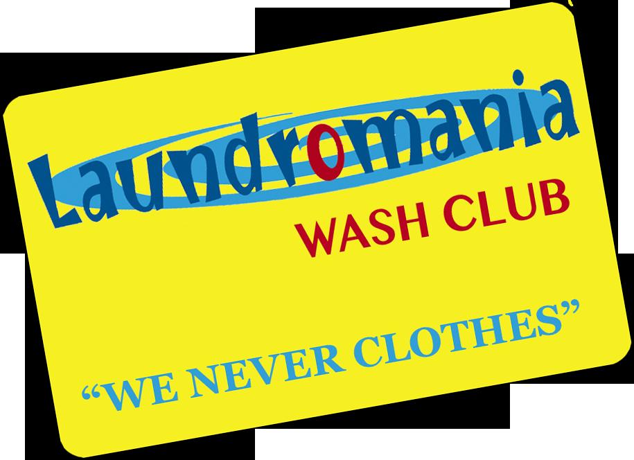 Laundromania WashClub Card