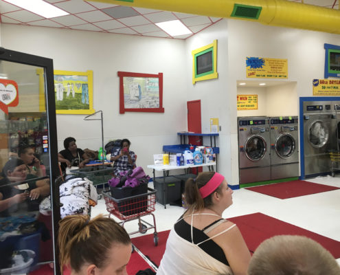 Laundry Love QC Free Laundry Washing Event in Davenport, Iowa in September