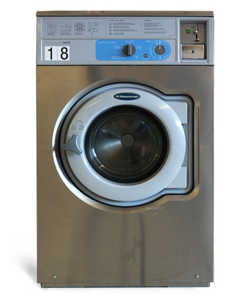 20lb front load washing machine by Wascomat icon