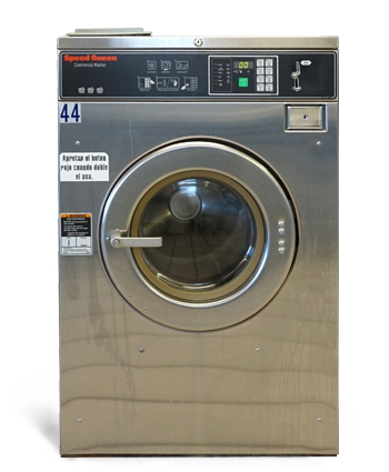 50lb Speed Queen front load washing machines