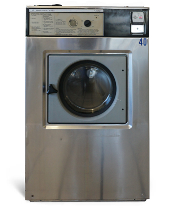 50lb Wascomat W185 washing machine